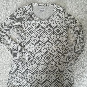 Sonoma Tops - Aztec long sleeve